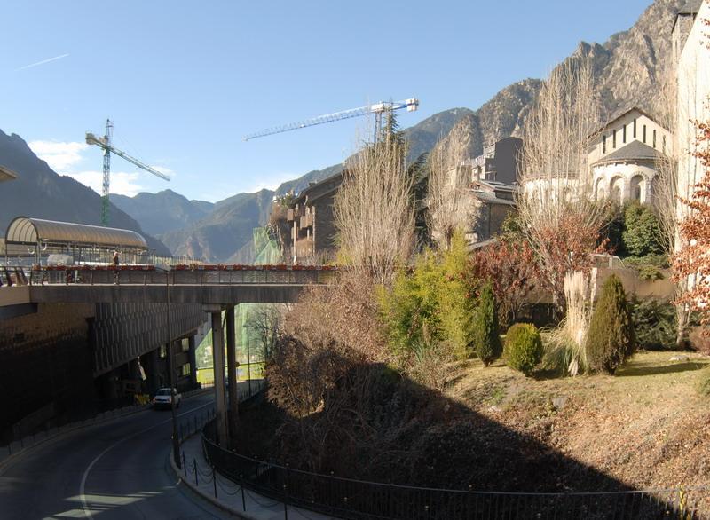 Андорра. Andorra.