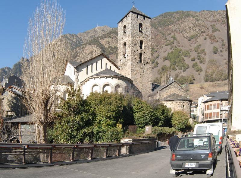 Андорра. Католическая церковь.