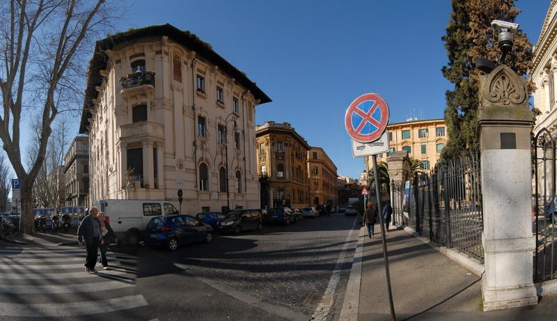 Рим. Rome. 221