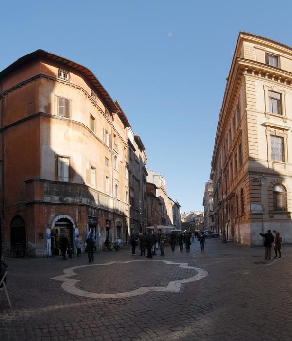 Рим. Rome. 224