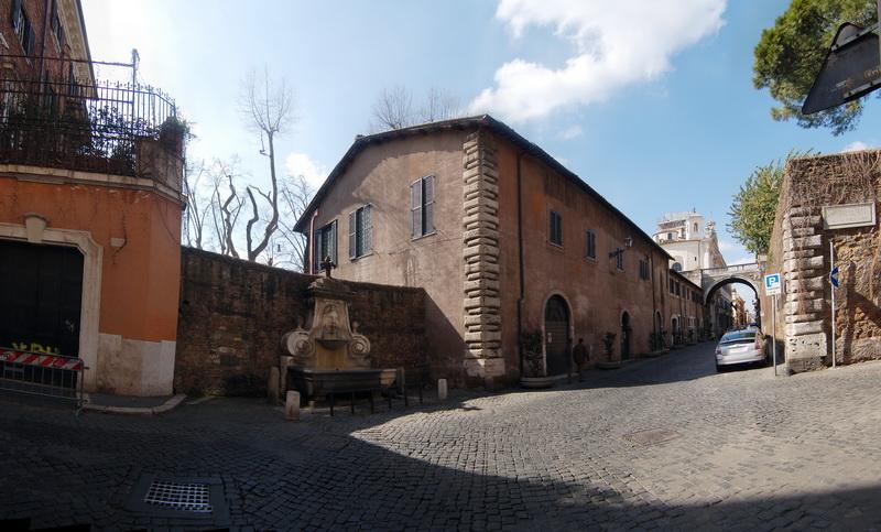 Рим. Rome. 229