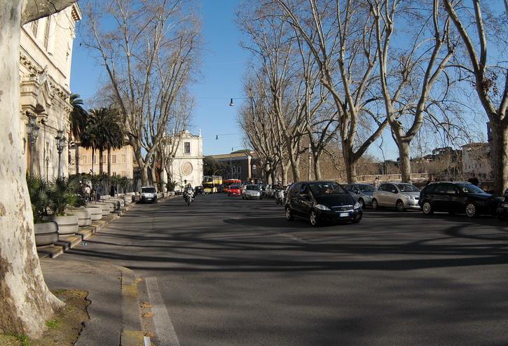 Рим. Rome. 232