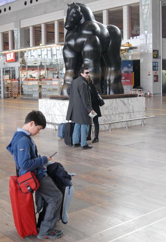 Барселона. Аэропорт. Barcelona. Airport.