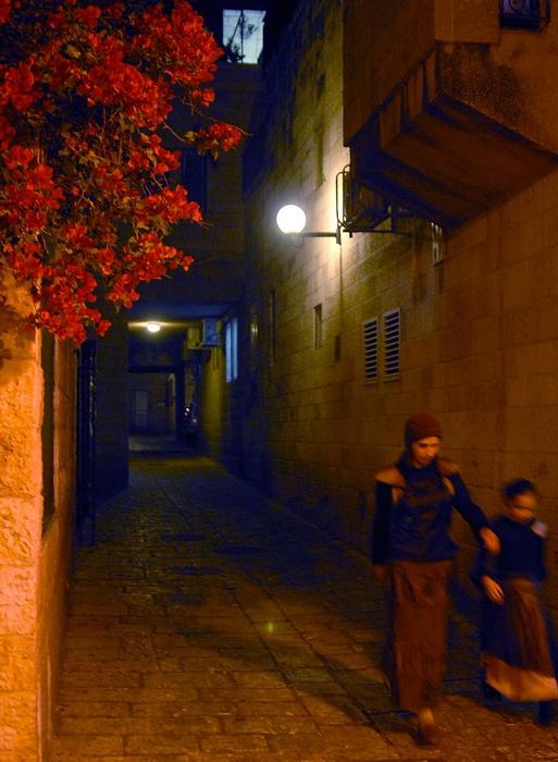 Иерусалим. Еврейский квартал. Jerusalem.