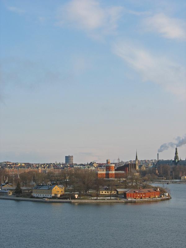 Стокгольм. Stockholm.