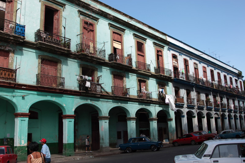 Старая Гавана.