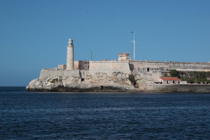 форт San Carlos de la Cabana