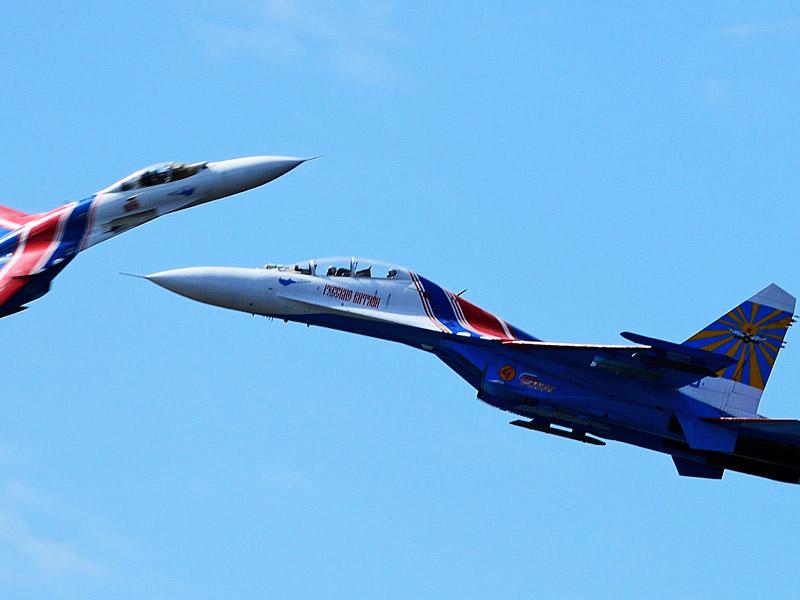Русские витязи. МВМС-2013. Авиашоу 79.