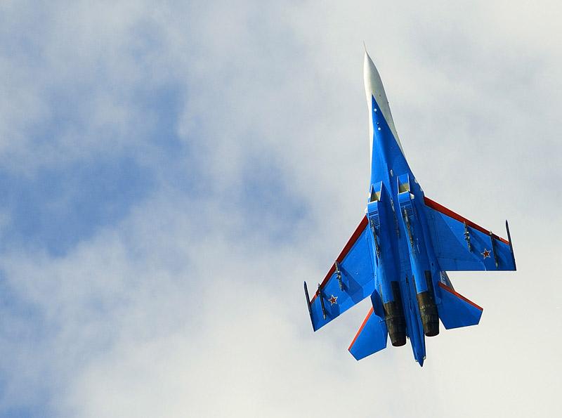 Русские витязи. МВМС-2013. Авиашоу 98.