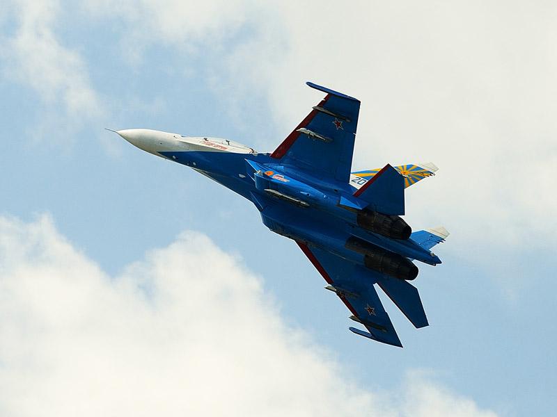 Русские витязи. МВМС-2013. Авиашоу 110.
