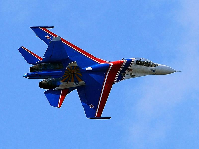 Русские витязи. МВМС-2013. Авиашоу 97.