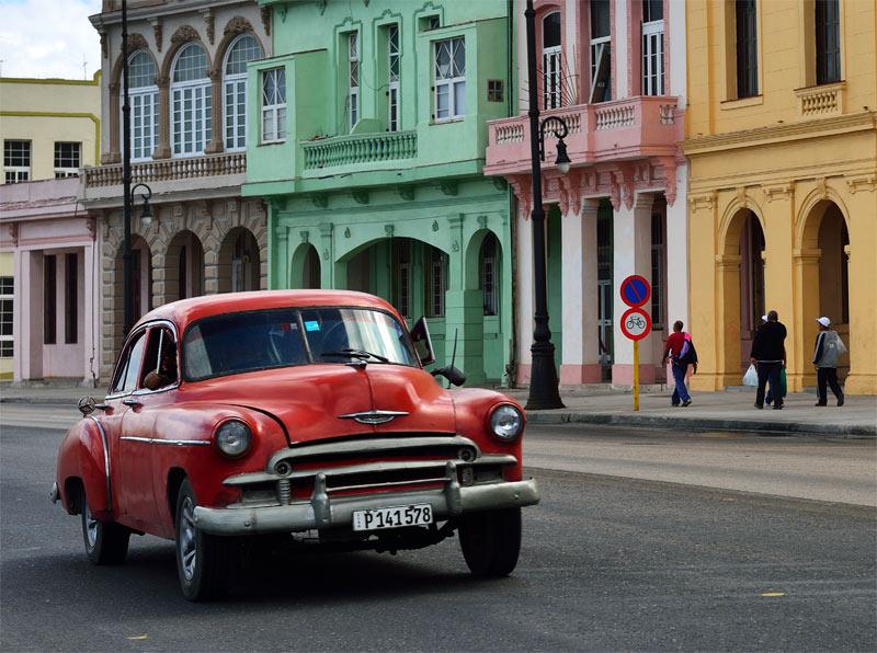 Куба. Ретро автомобили. Cuba. Retro Cars. 158