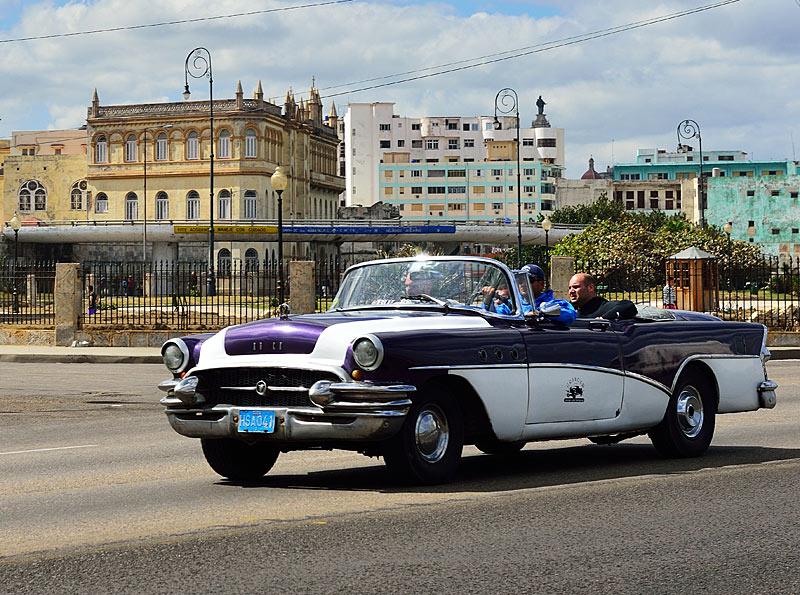 Куба. Ретро автомобили. Cuba. Retro Cars. 171