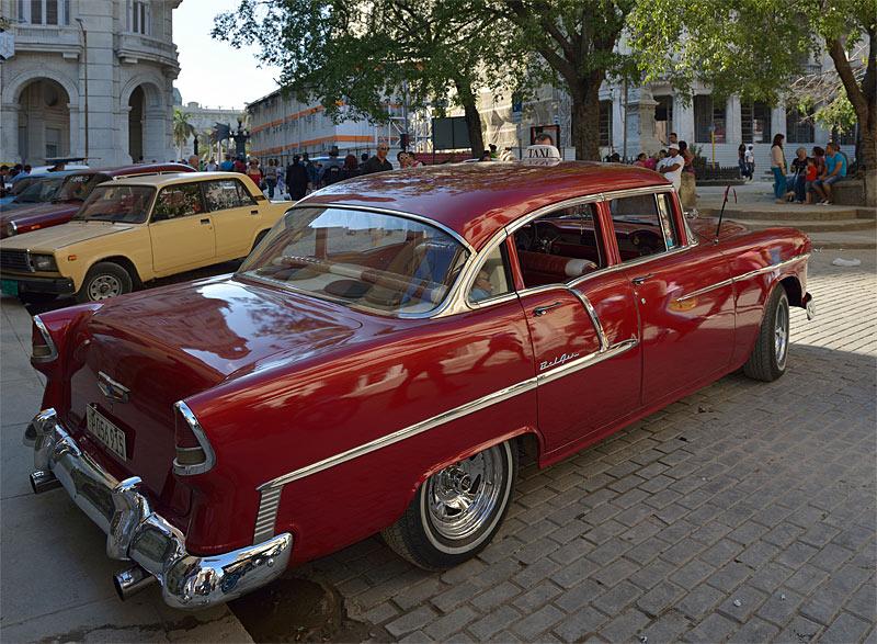Куба. Ретро автомобили. Cuba. Retro Cars. 164
