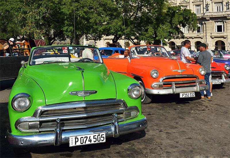 Куба. Ретро автомобили. Cuba. Retro Cars. 62