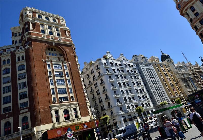 Мадрид. 1 мая 2014. Madrid. 1