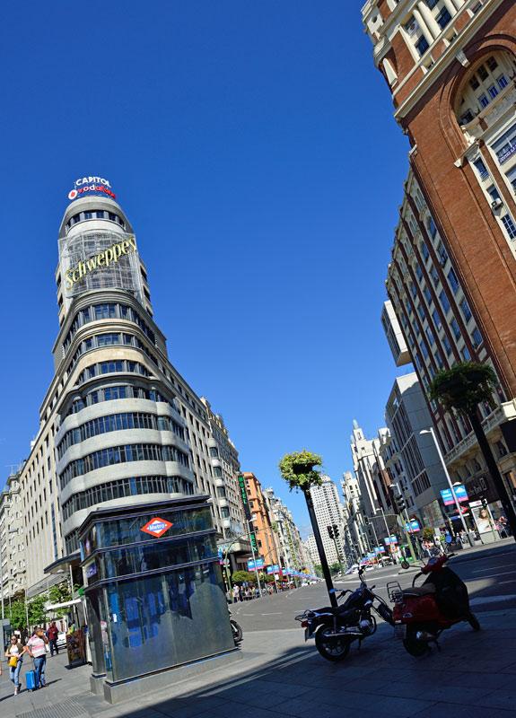 Мадрид. 1 мая 2014. Madrid. 5