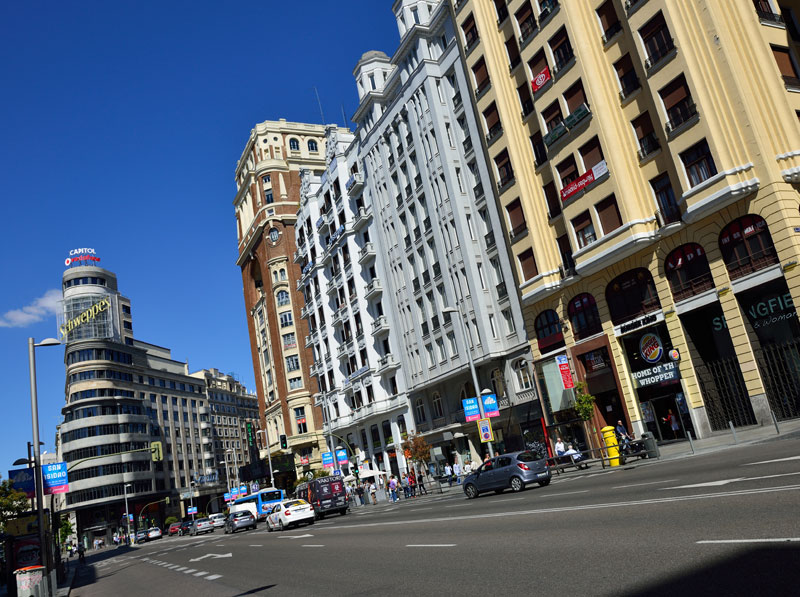 Мадрид. 1 мая 2014. Madrid. 3