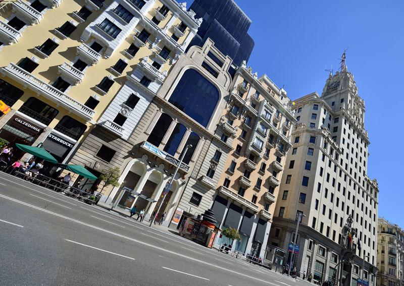 Мадрид. 1 мая 2014. Madrid. 7