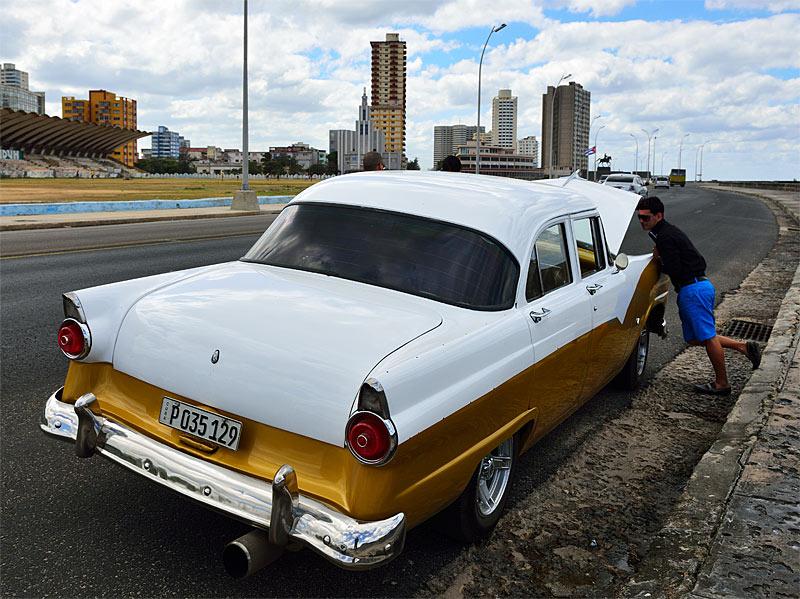 Куба. Ретро автомобили. Cuba. Retro Cars. 95