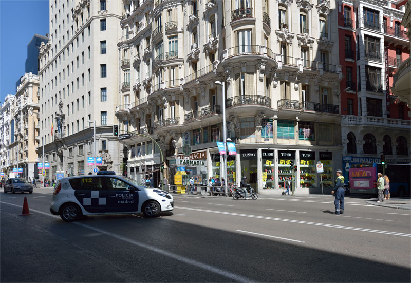 Мадрид. 1 мая 2014. Madrid. 8