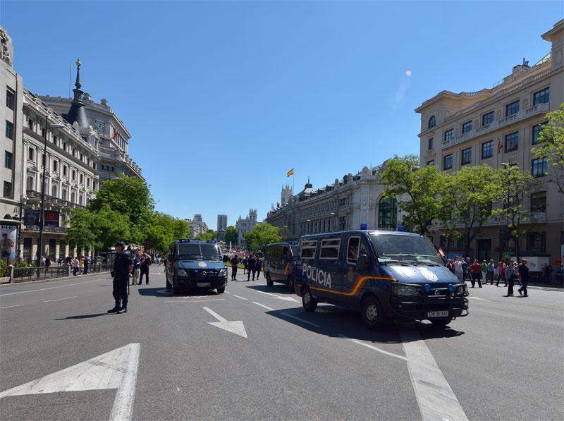 Мадрид. 1 мая 2014. Madrid. 9