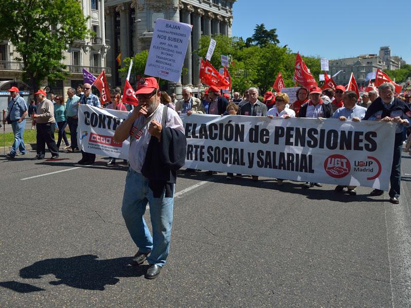 Мадрид. 1 мая 2014. Madrid. 14