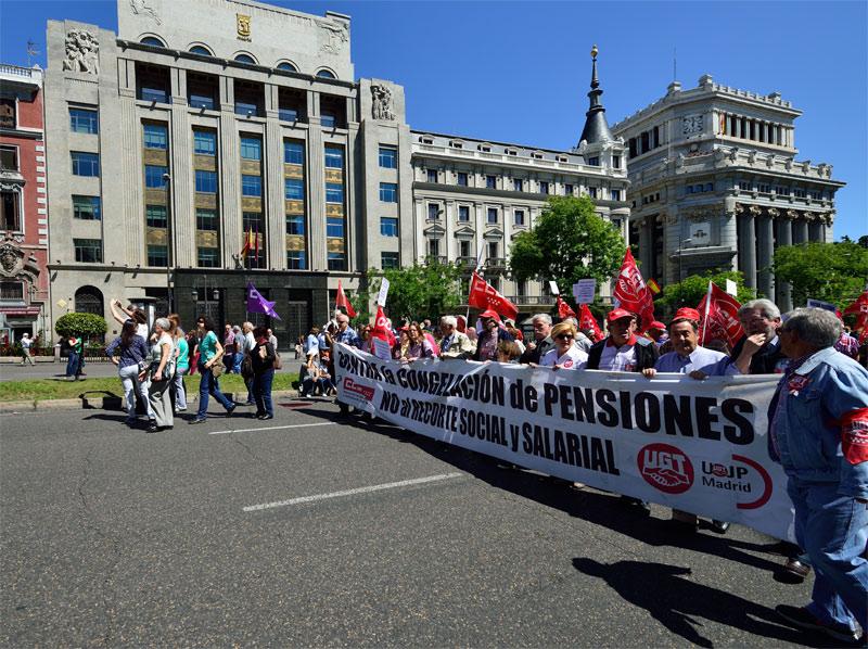 Мадрид. 1 мая 2014. Madrid. 17
