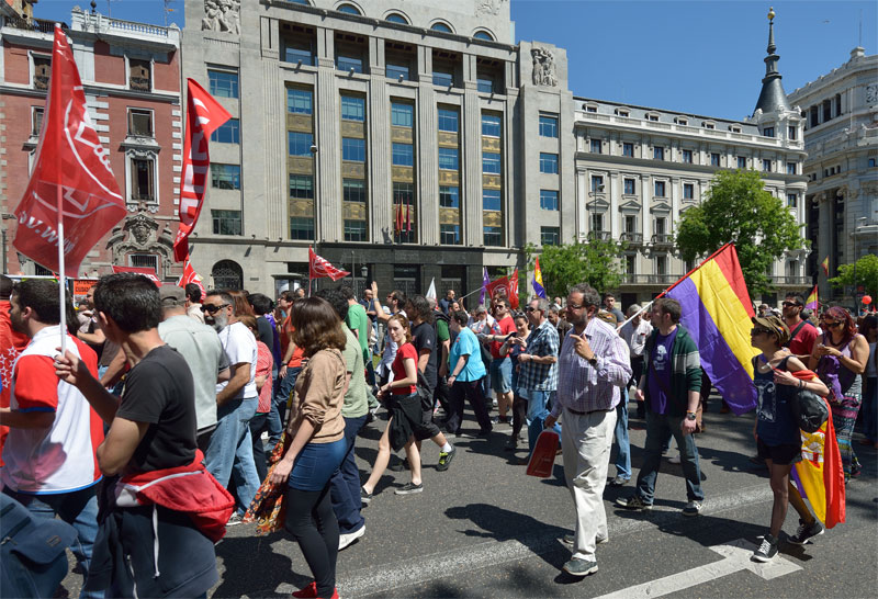 Мадрид. 1 мая 2014. Madrid. 24