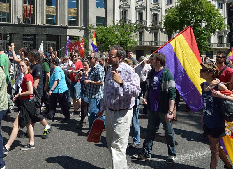 Мадрид. 1 мая 2014. Madrid. 97