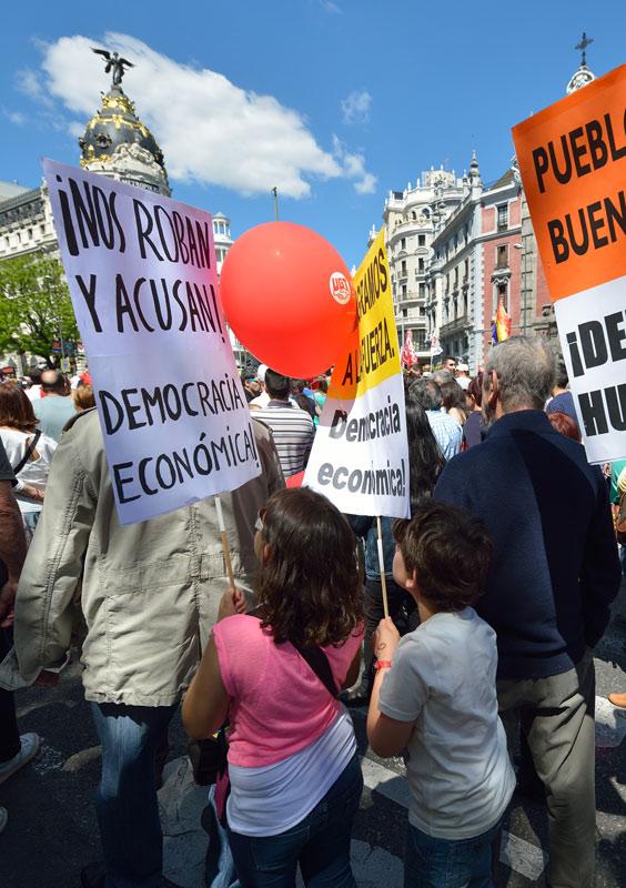 Мадрид. 1 мая 2014. Madrid. 27