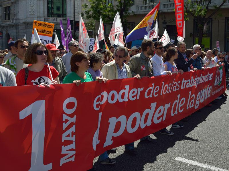 Мадрид. 1 мая 2014. Madrid. 32