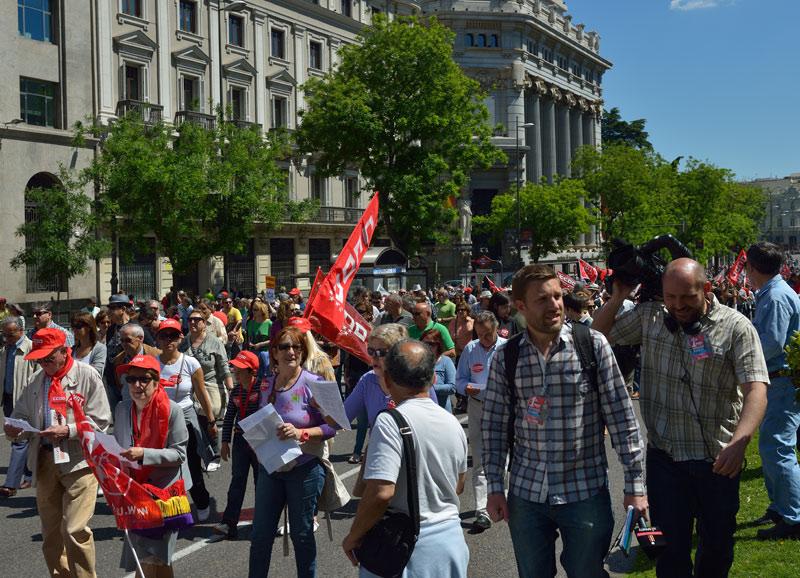 Мадрид. 1 мая 2014. Madrid. 37