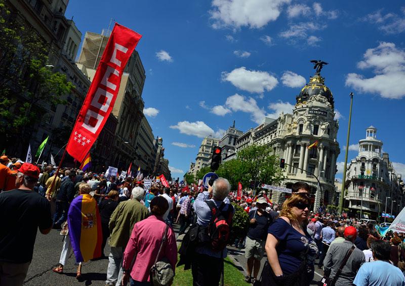 Мадрид. 1 мая 2014. Madrid. 44