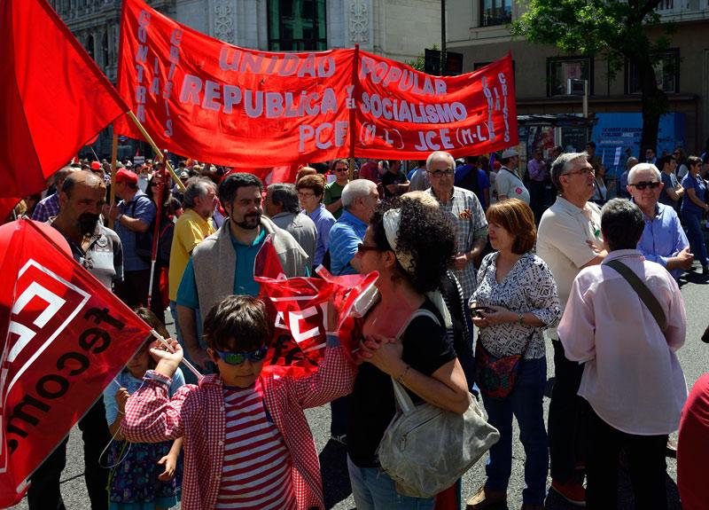 Мадрид. 1 мая 2014. Madrid. 47