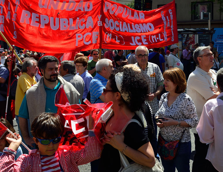 Мадрид. 1 мая 2014. Madrid. 99