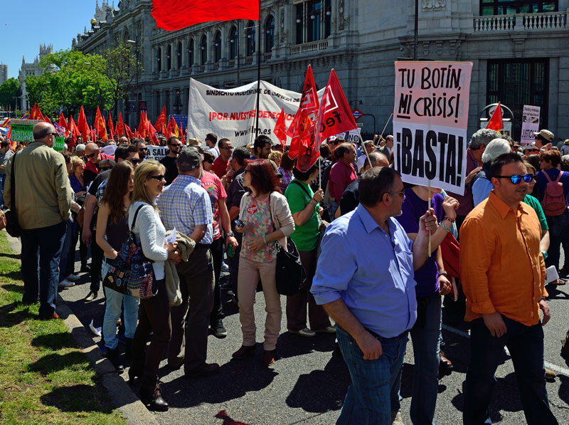 Мадрид. 1 мая 2014. Madrid. 48
