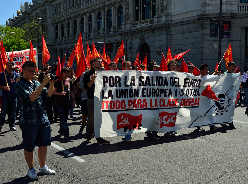 Мадрид. 1 мая 2014. Madrid. 52