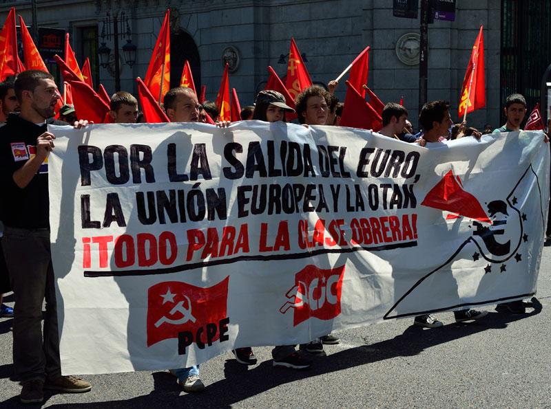 Мадрид. 1 мая 2014. Madrid. 53