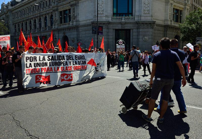 Мадрид. 1 мая 2014. Madrid. 54