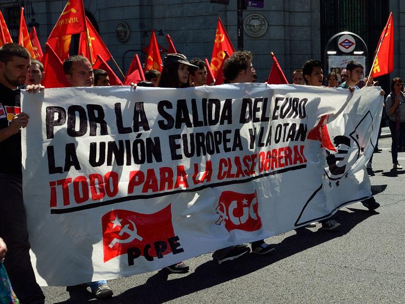 Мадрид. 1 мая 2014. Madrid. 55