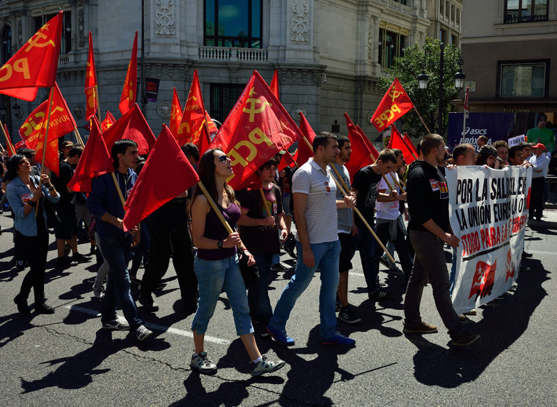 Мадрид. 1 мая 2014. Madrid. 57