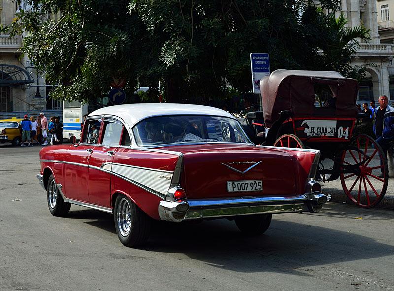 Куба. Ретро автомобили. Cuba. Retro Cars. 168