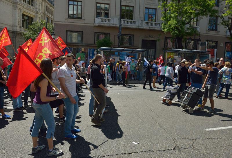 Мадрид. 1 мая 2014. Madrid. 58