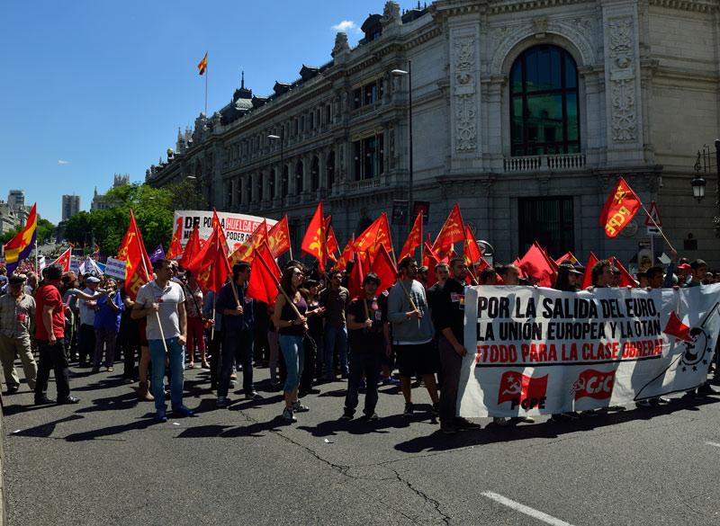 Мадрид. 1 мая 2014. Madrid. 59