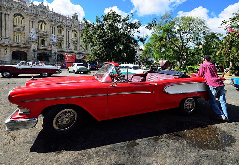 Куба. Ретро автомобили. Cuba. Retro Cars. 60