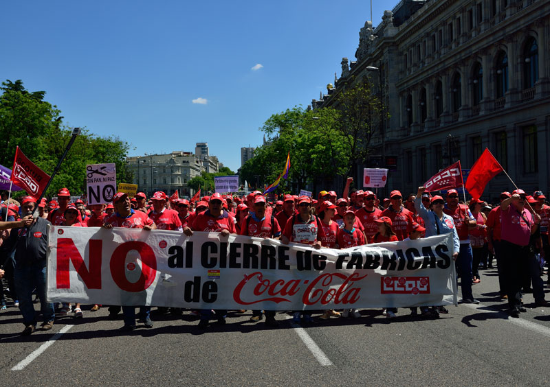 Мадрид. 1 мая 2014. Madrid. 63