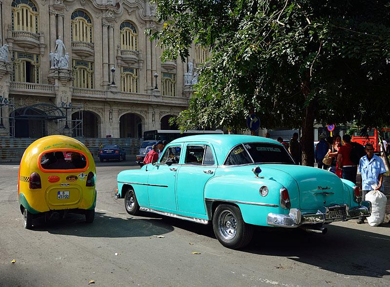 Куба. Ретро автомобили. Cuba. Retro Cars. 63