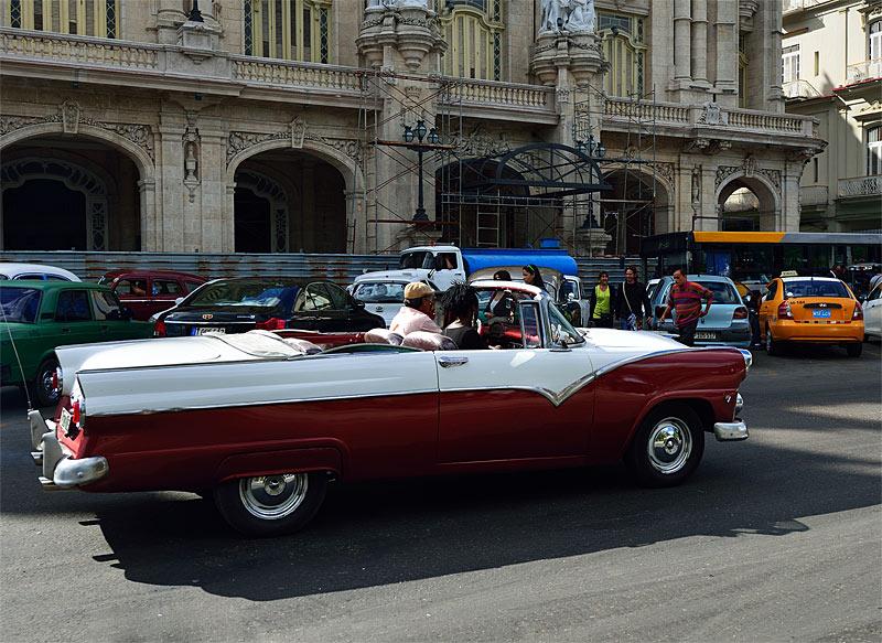 Куба. Ретро автомобили. Cuba. Retro Cars. 141