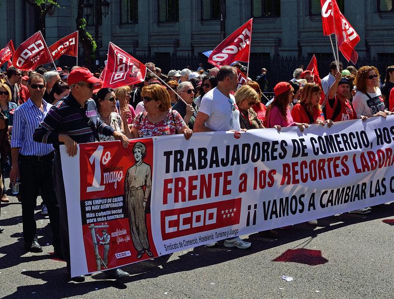 Мадрид. 1 мая 2014. Madrid. 68